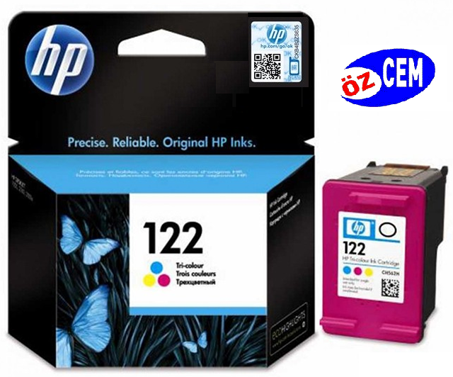 HP 122 (CH562HE) (Color)