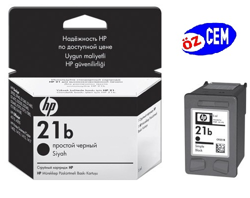HP 21b-C9351BE (3940-4355-D1530-D2360-D2460-F2180-F380-F4180-PSC 1410) (Black)